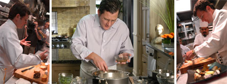 Charlie Trotter via Kitchen Nomad