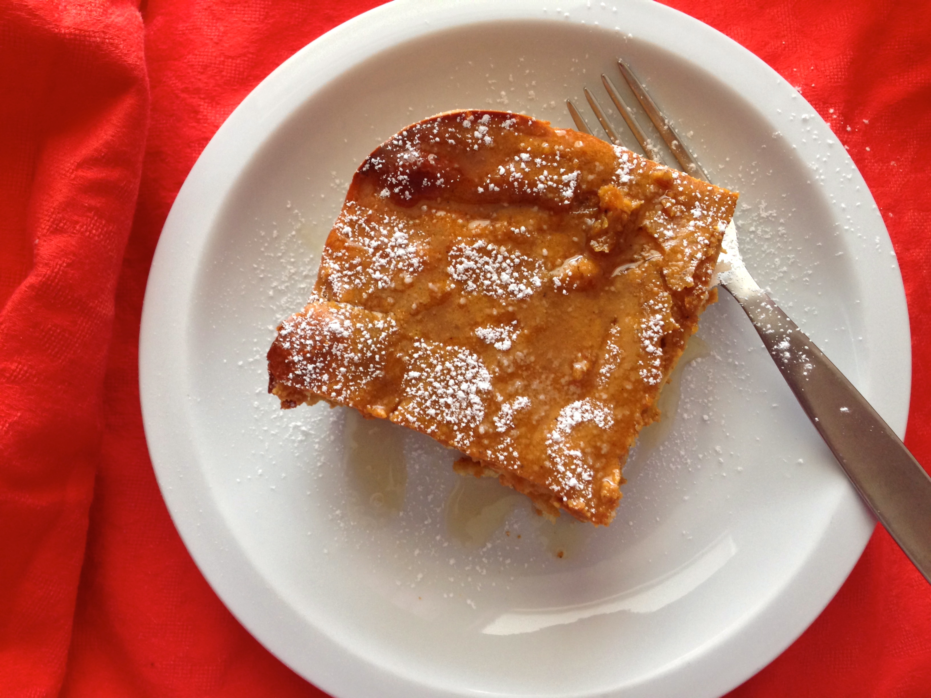 Pumpkin French Toast via Kitchen Nomad