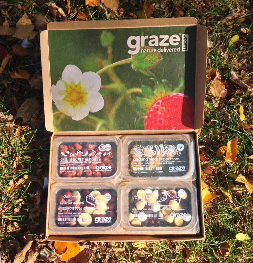 Graze Box via Kitchennomad.com