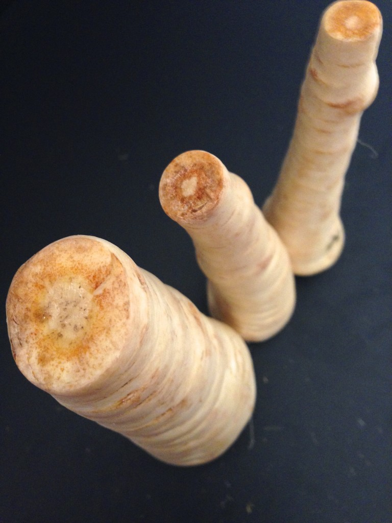 Parsnip Sticks via Kitchennomad.com